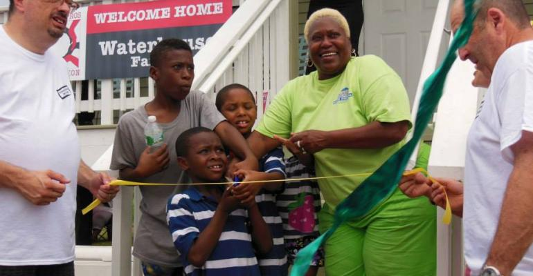 Bringing it Home: EPTA Refurbishes Homes in New Orleans