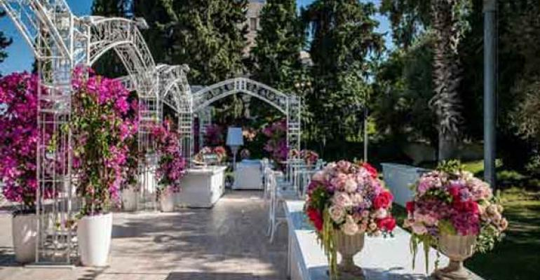 Royal Wedding: KBY Designs Transforms the Landmark King David Hotel