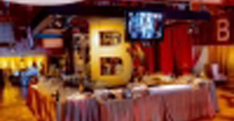What's the Buzz: Someone's in the Kitchen Cooks up a 'B' Theme Retirement Party