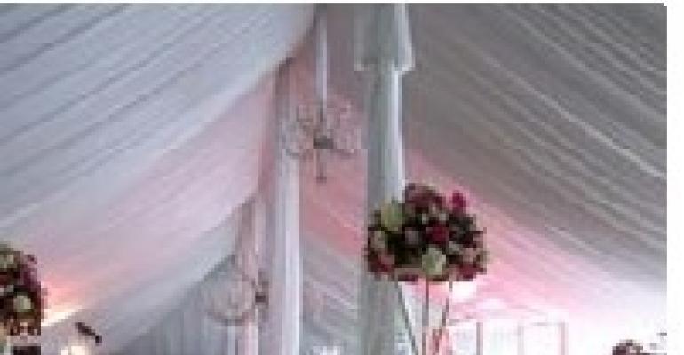 Wind-swept Wedding