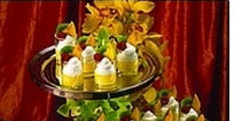 Food for Fetes: Both Sugar and Spice in Desserts