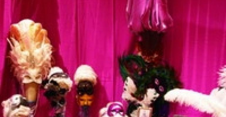 Confetti: The Bellagio Channels Marie Antoinette