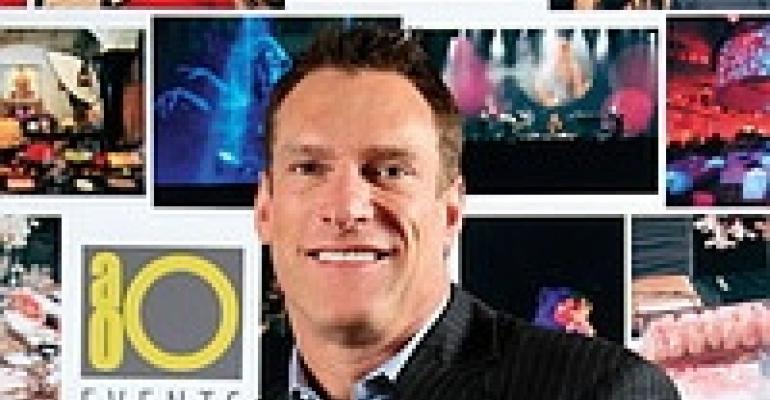 AOO Events' David Merrell Reinvents Himself