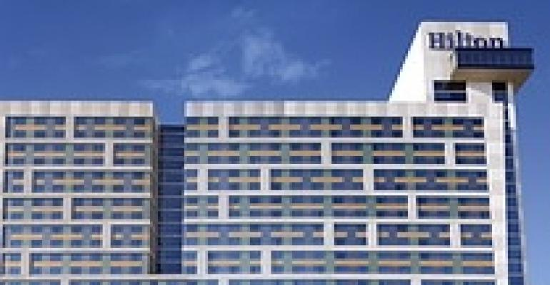 Hilton Americas-Houston Wins Green Seal