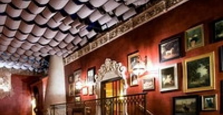 Bardot Lounge Bows at L.A.'s Avalon