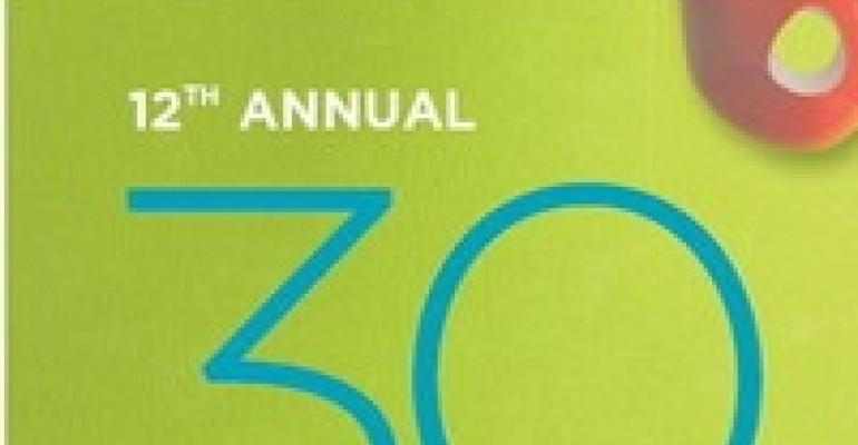 12th Annual 30 Top Event Rental Companies