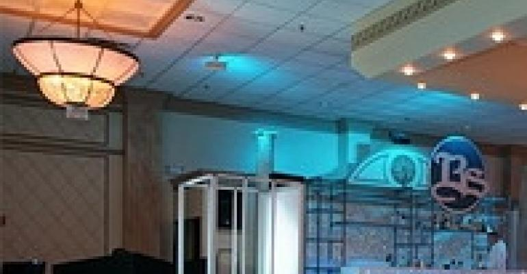 Light-up Flooring, Compact Photo Booth and Cake Dummies