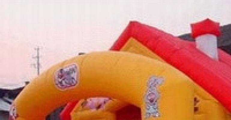 Experts Share Tips after Bounce House Blows Away