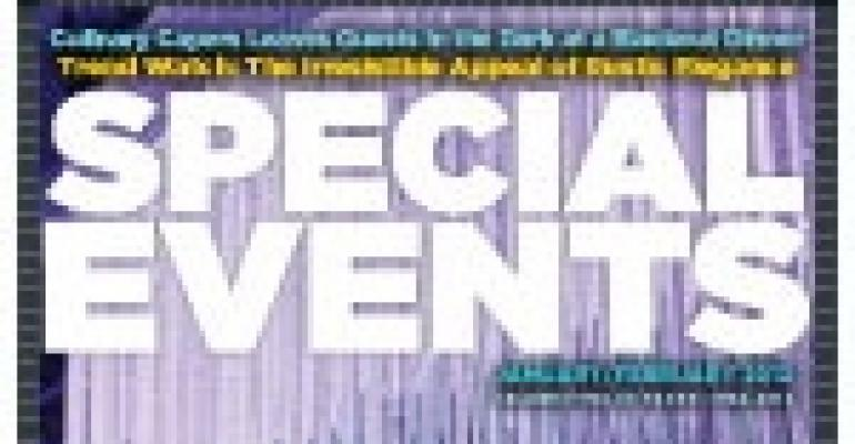 In Brief: Stick with Special Events; Getting Hired in the Meetings Industry