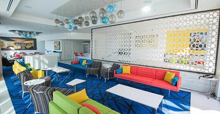 New Disneyland Blue Sky Suite, Gaithersburg Marriott Lakeside Ballroom, Venetian's Imagine Gallery