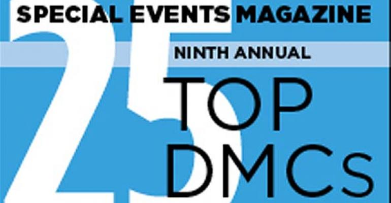 9th Annual Special Events' 25 Top DMCs List