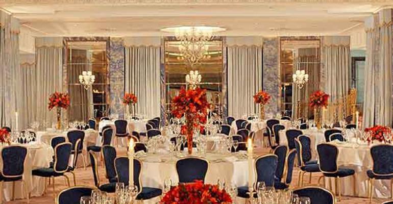 Ducasse Joins Le Meurice, Roka Akor Debuts Customized Menus, Chicago Hyatt Regency Shows off Renovations