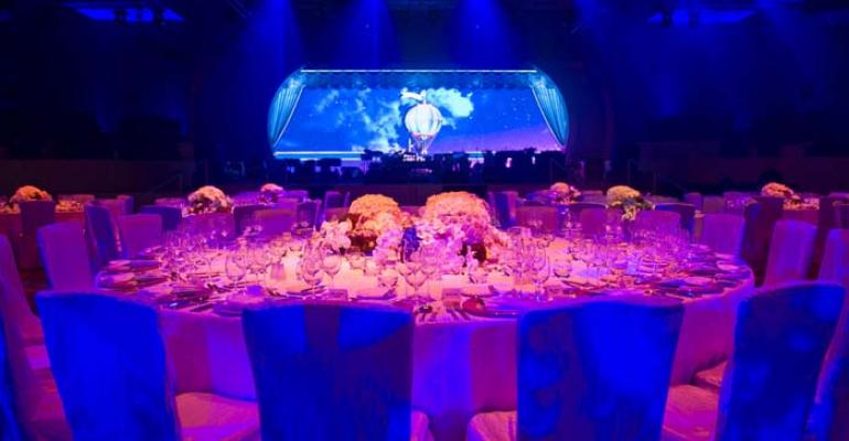 The 'Champagne Effect': Is Business Better for Caterers?