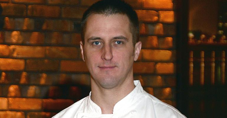 Jacob Williamson has been named executive chef at the Wolfgang Puck restaurants at the MGM Grand Detroit