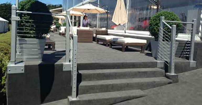 New Event Carpet, Aviator Furniture Collection, Sky Lanterns