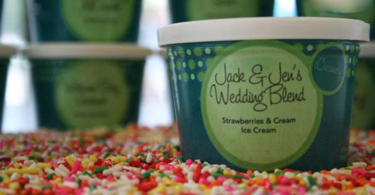 custom ice cream flavors from eCreamery