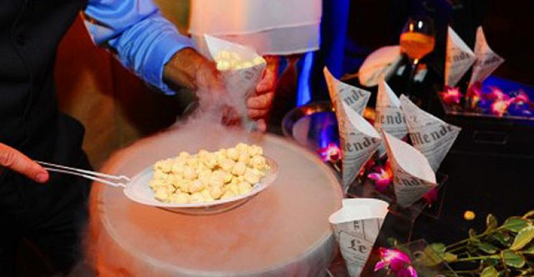 Dragon Popcorn from Coco Events