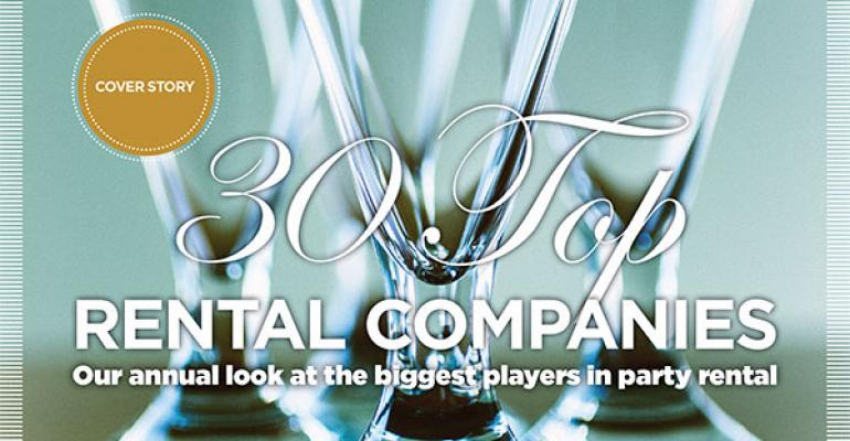 17th Annual Special Events 30 Top Rental Companies