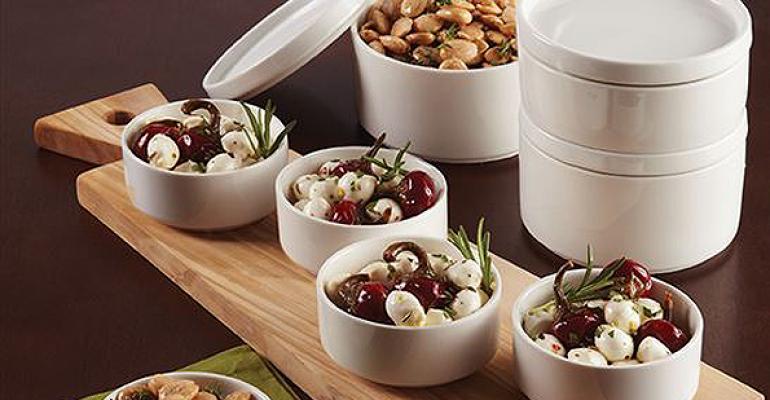 white porcelain dishes