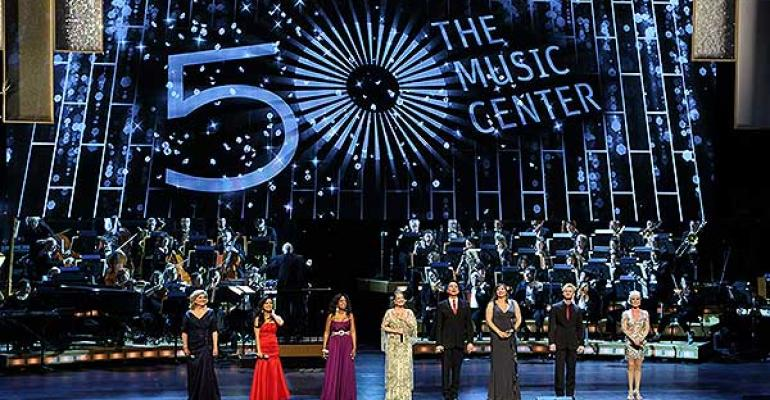 Confetti: Magic's Act for the Music Center