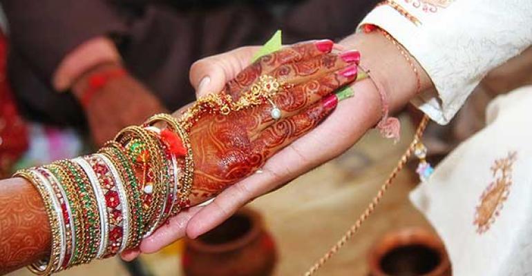 Indian desi wedding