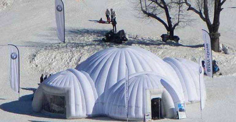 Airstar Dune dome