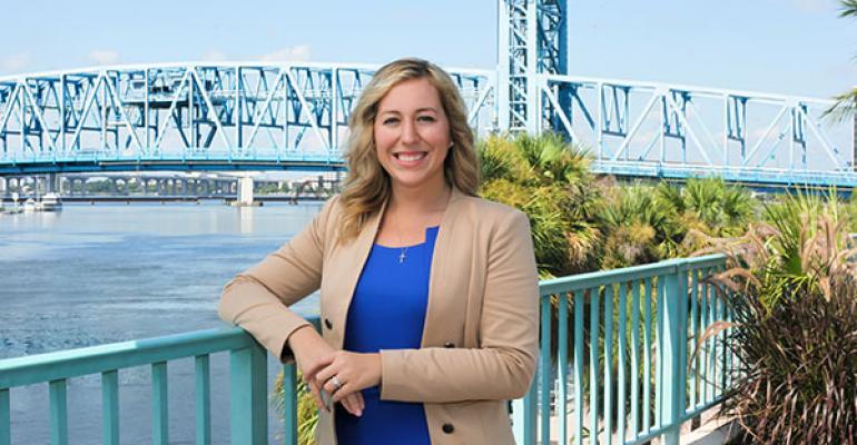 Rachel Otis Hyatt Regency Jacksonville