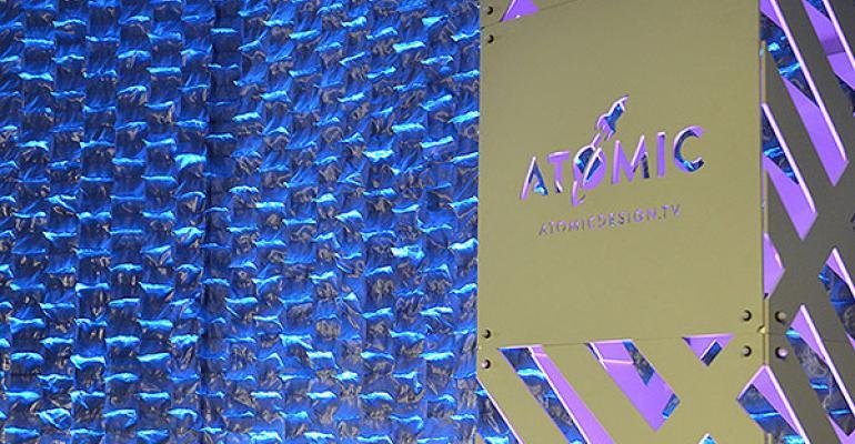 Atomic Shoals backdrop
