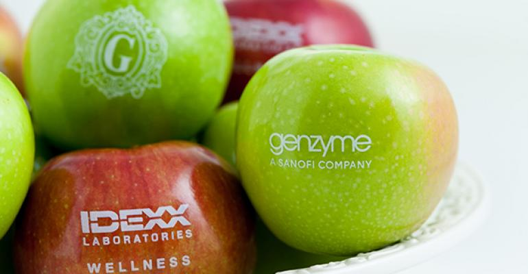 Branded fruit from Fun to Eat Fruit