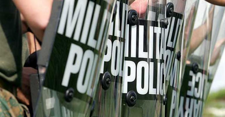 Miltary police