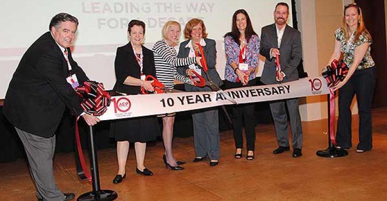 AEP celebrates 10 years