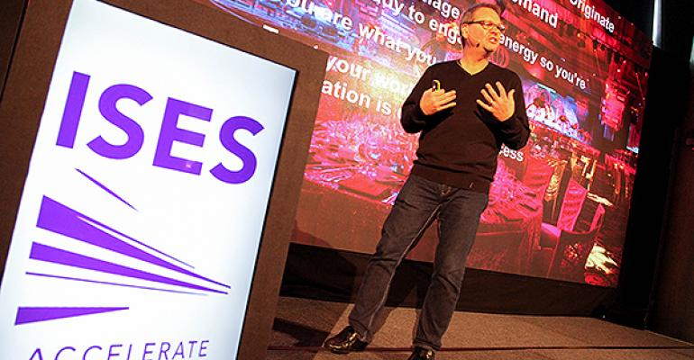 Event expert King Dahl addresses last year39s Accelerate conference