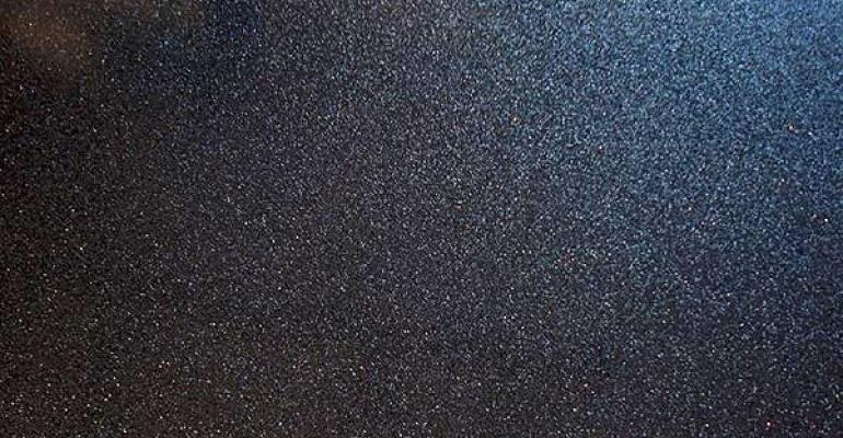 Holo-Walls Debuts Gloss Black, White Metallic Glitter Floor Vinyl