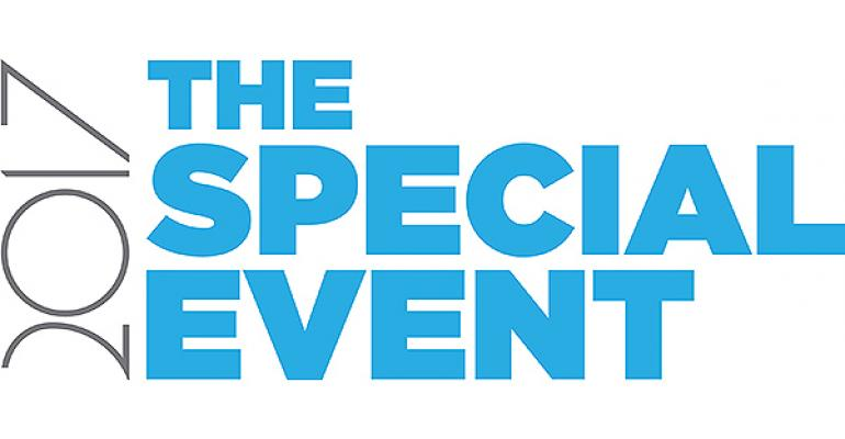 The Special Event 2017 logo