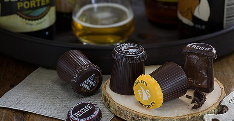 Moonstruck chocolates