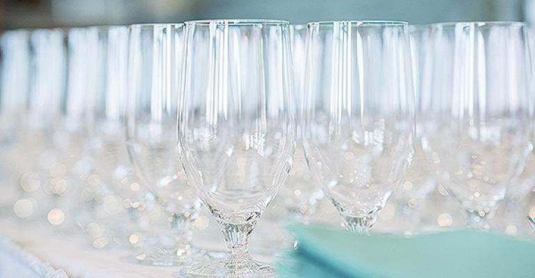 Neo glassware from Libbey