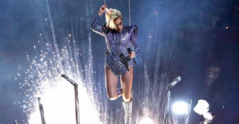 Get More Gaga: A Photo Recap of Lady Gaga's Super Bowl Halftime Show